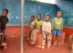 Fattige børn