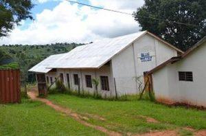 Sygeplejeskolens undervisningslokaler